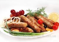 Колбаски Чикен-гриль (с сыром